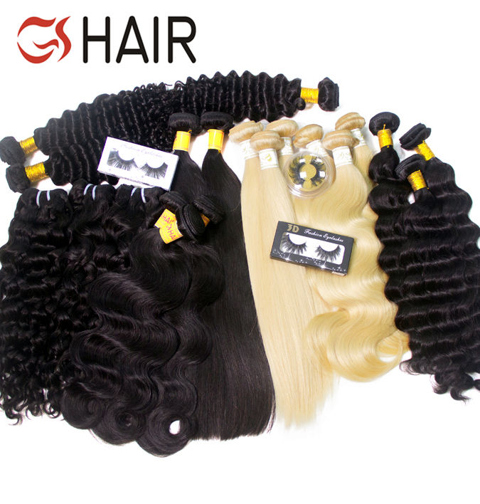 Free Sample Virgin Brazilian Hair Bundles, Women Brazilian Human Hair Weave With Closure, 10a Mink Brazilian Hair vendor