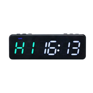 Magnetic Wall Digital Countdown Timer Timer Led Sport Stop Watch Timer Sport
