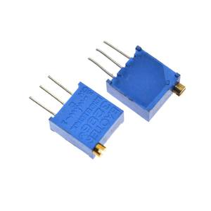 3296W 50 100 200 500 1K 2K 5K 10K 20K 50K 100K 200K 500K 1M Ohm Multiturn Trimmer Potentiometer Hoge Precisie Variabele Weerstand