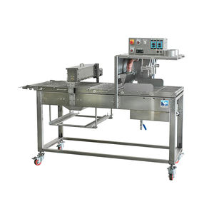 Factory Price New Condition Single Line Fully Automatic Industrial Rusk Cakes Machine For Sale