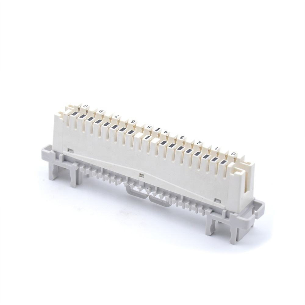MT-2002-D 10 pair Profile disconnection module for Krone
