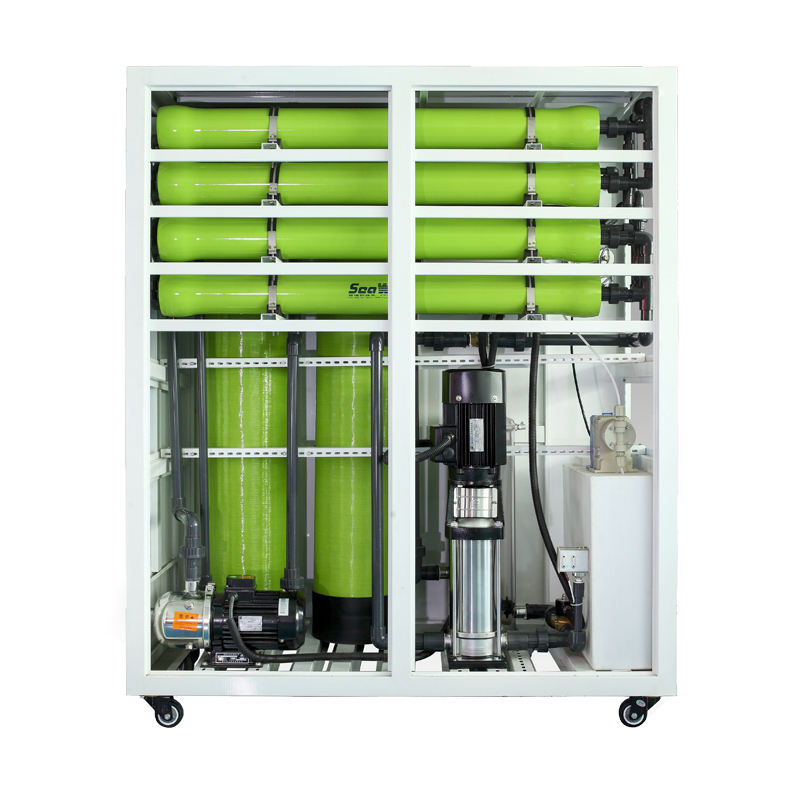 0.25-50T RO Water Treatment Machinery Equipment Plant Filtration Reverse Osmosis System