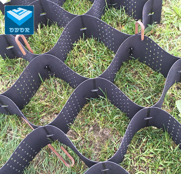 hdpe geocell grass paver for driveway