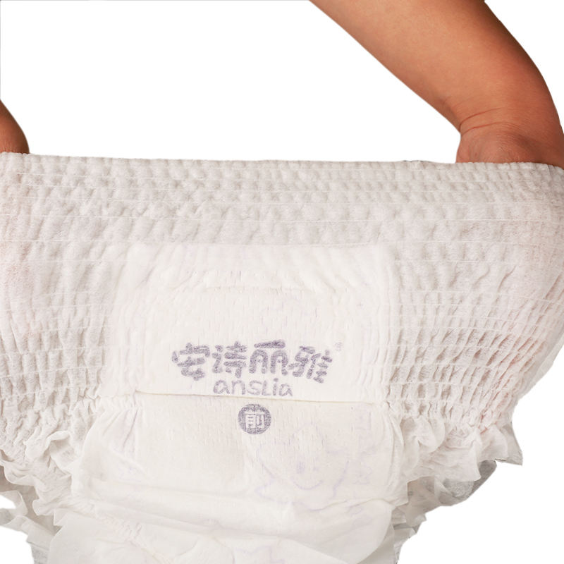 Super Absorbency Bulk Korea Canada Kenya Thick Organic Cotton Bamboo Disposable Pull Up Diaper Baby Pants For Baby