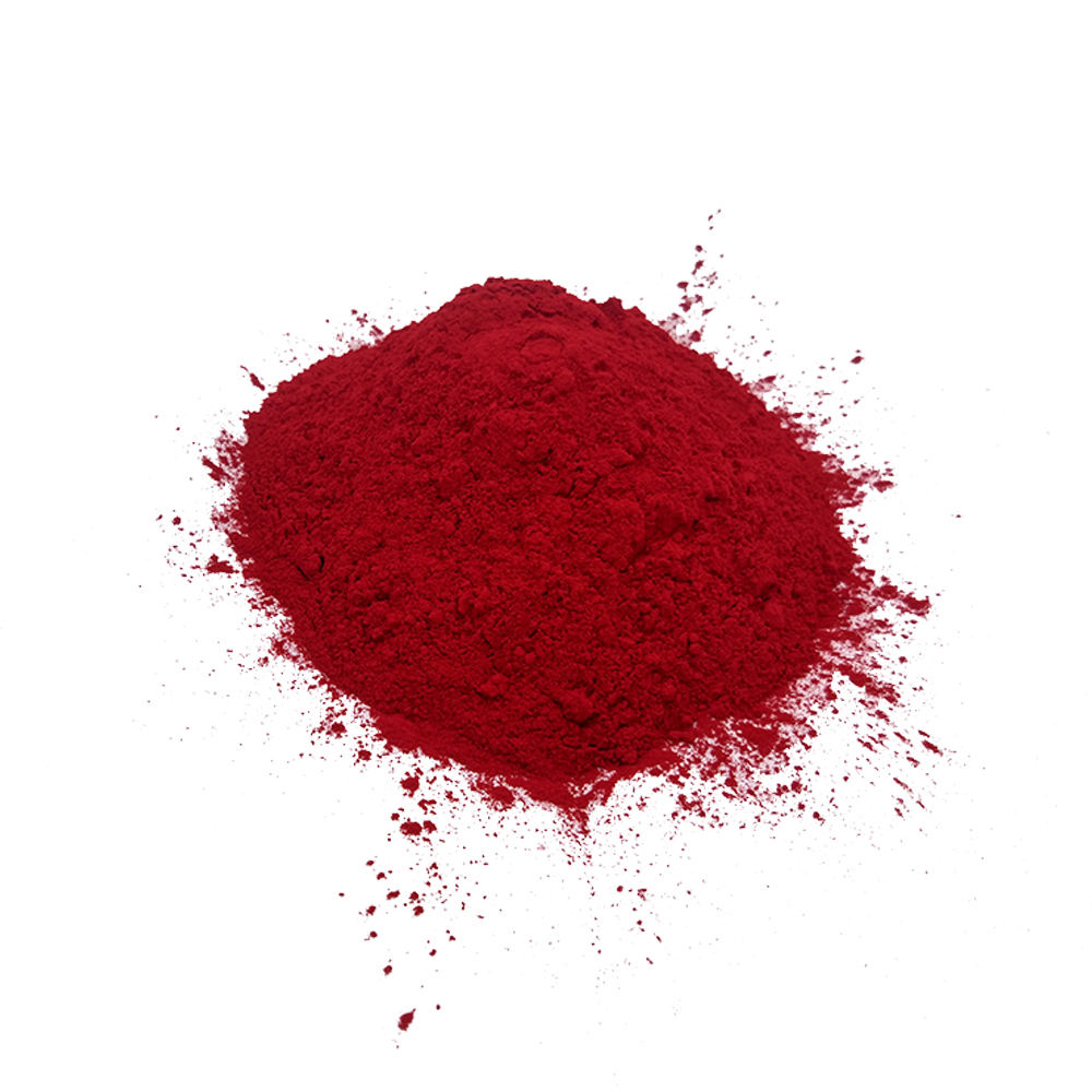 Plastic ink coating printing colorful permanent red f2rk organic pigment red 170