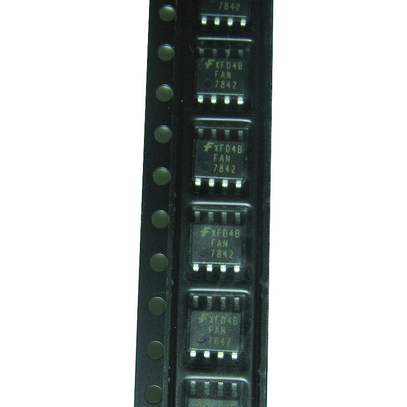 FAN7842MX SOP8 Half Bridge Gate Driver IC