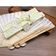 [I AM YOUR FANS]Order directly Silk hand fan wedding gifts favor 15colors for choice.