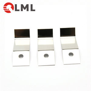 Superior Quality Custom Metal Stamping Part Stamping Belt Clips Small Metal Parts