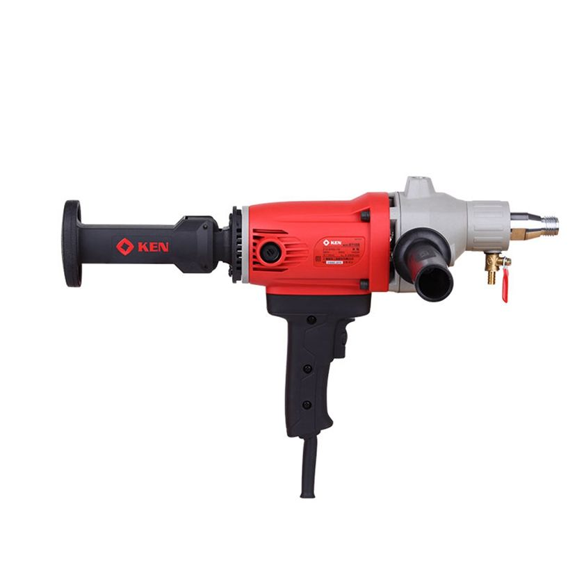 KEN Long service life power tools professional diamond concrete core drilling cutting machine 1400W