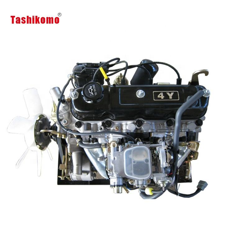 Factory Outlet 4Y New Complete Engine Assembly for Toyota Hiace/Hilux