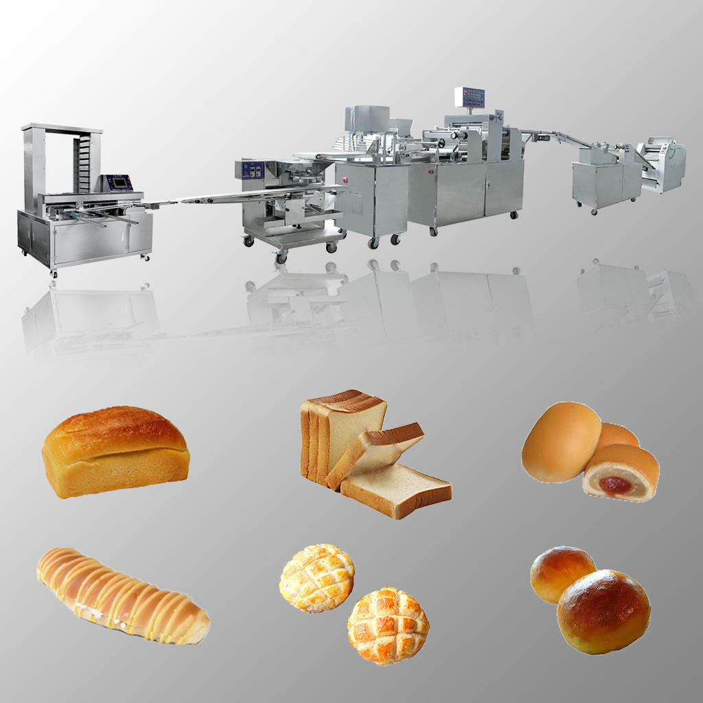 Hot Populaire Functionele Commerciële Machines <span class=keywords><strong>Brood</strong></span> Snack Maken Gevulde