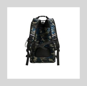 Kayaking Roll Top Ultra Lightweight Camo Hydration Backpack Production
