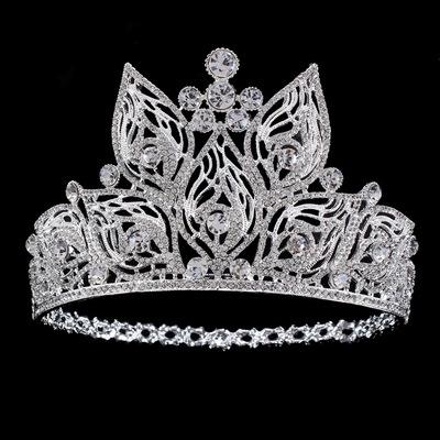 New Wedding Bride Princess Hair Accessories Headdress European Birthday Party Crown