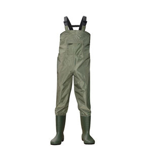 fishing waterproof suits chest waders rubber suit wader