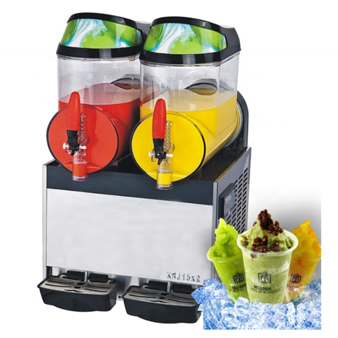 2020 China famous manufacturer 10% discount kool aid slush machine with Alibaba trade assurance