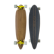 Wholesale High Quality Wooden Deck Fish Skateboard Longboard