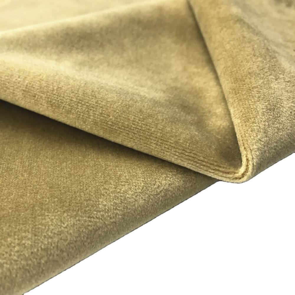Factory Direct Sale Latest High Quality Sofa Velvet Fabric for Upholstery