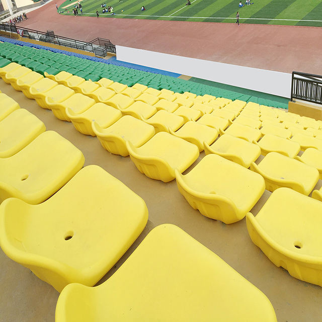 Gym Seat Fixed Chair for Stadium Training center and Theater