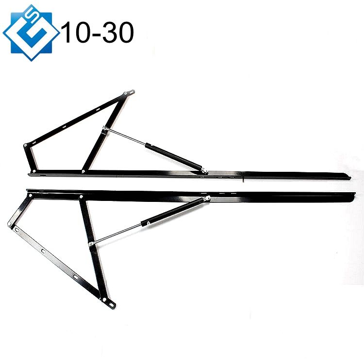 Convertible Hardware Furniture Bed Frame Hydraulic Support Rod 1.5m Bed Box Lift up Mechanism Accessories