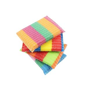 scouring pad Luster cleaner sponge washing scrub sponge for kitchen cleaning making machine