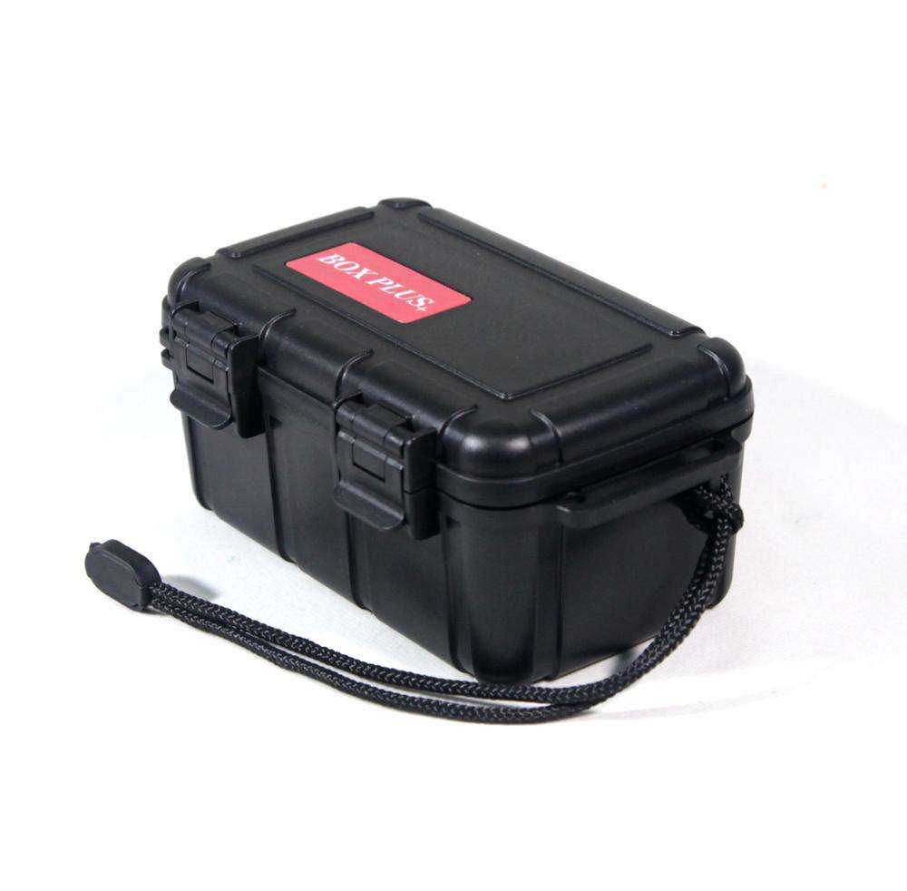 Waterproof case humidor cigar Custom hard plastic case for sale