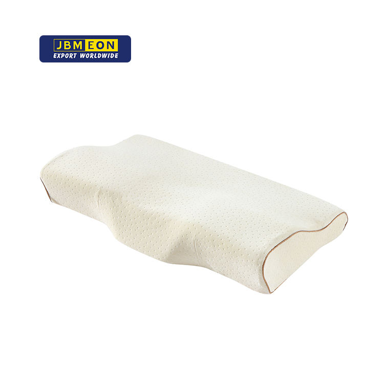 China Manufacture Super Soft Molding Memory Foam Pillow Cushion Polyester Pillow for Hotel