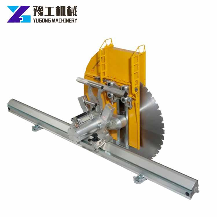 Hot sale simple operation concrete wall sawing machine used for concrete ground