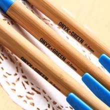 High Quality Bamboo Pen Pencil Mechanical Pen With Pencil