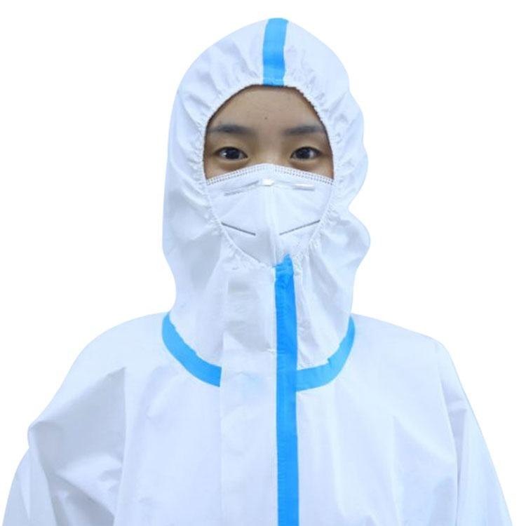 Cheap disposable chemical industrial protective coverall