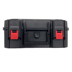 High quality Portable Firearm Storage Box Pistol Case Handgun Hard case with foam