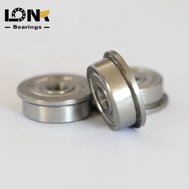 "3//16/""x5//16/""x1//8/"" Stainless Steel Flanged Ball Bearing FR156zz 20PCS SFR156zz"