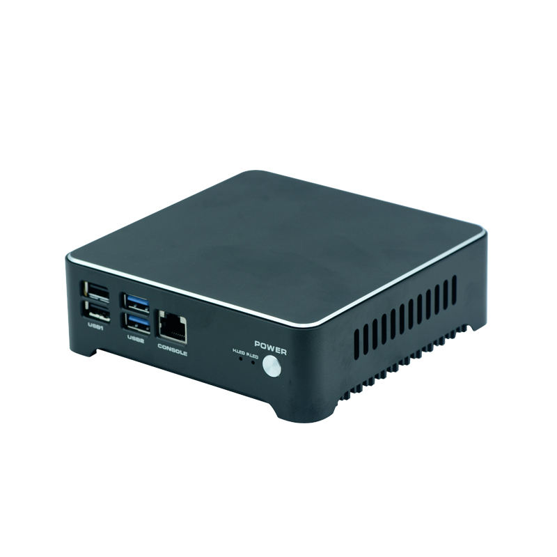 Cheap NUC I3 I5 I7 J1900 industrial fanless 12v mini pc barebone system