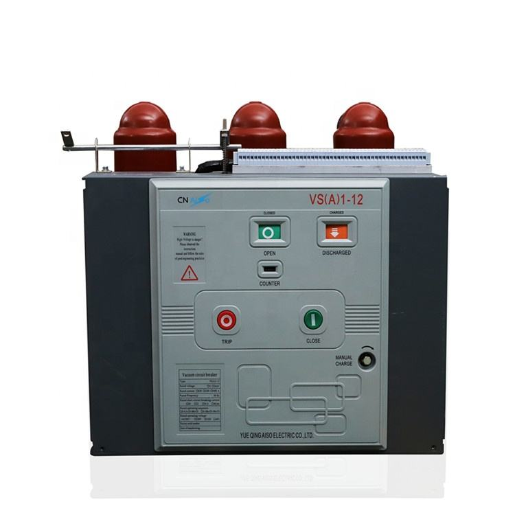 MV 11KV/12KV 400-630A 50HZ Indoor Vacuum Circuit Breaker