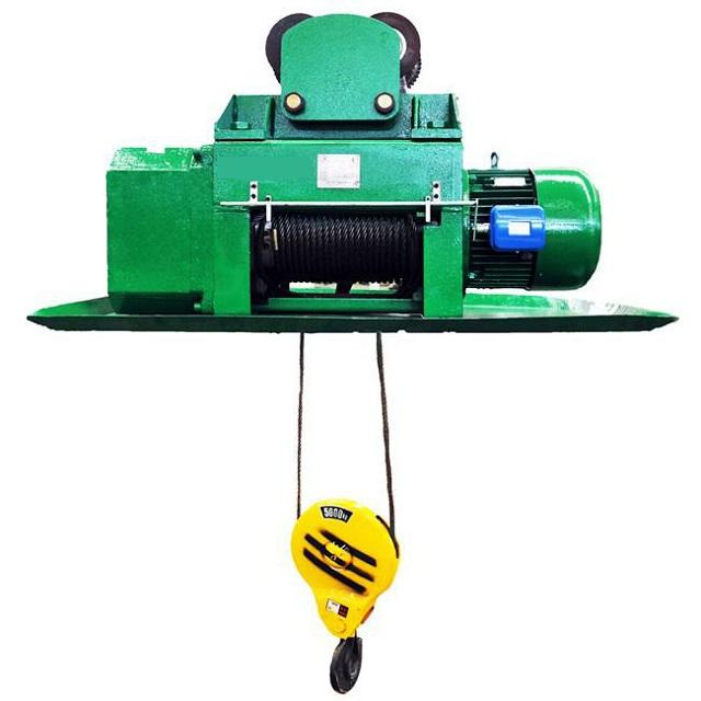 Explosion Proof Electric Chain Blocks Rope Hoist For Crane