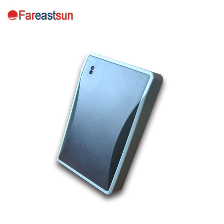 Fareastsun industrial grade cheap price 1Meter RS485/WG26 Long Range Smart Access Control Card UHF Passive RFID Reader card