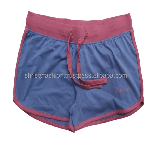 New wholesale custom fitness clothing short sport pants