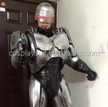 Windranger - LED robot cosplay suits robocop costume