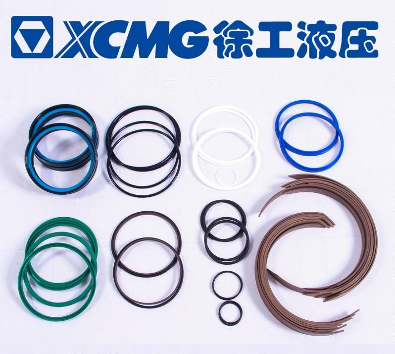 Hydraulic Seal [ Ring Kits ] Alibaba Best Seller Xcmg Loader Engine Spare Parts Ruber Sealing Ring Hydraulic Seal Kits