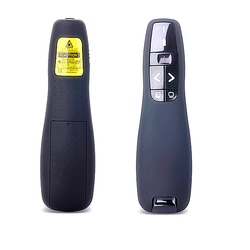 RF2.4ghz r400 wireless presenter USB remote control prensentation laser pointer