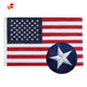 600D USA Flag Outdoor Indoor US Flag Embroidered Stars Sewn Stripes Brass Grommets American embroidery Flag