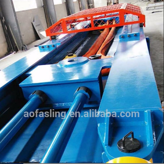 Horizontal hydraulic 100T 200T 300T 400T 500T 600T 700T 800T 1000T 2000T 3000T wire rope pull testing equipment