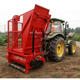 tractor mounted multi crop grain silage harvester/agricultural machines grass harvester machine
