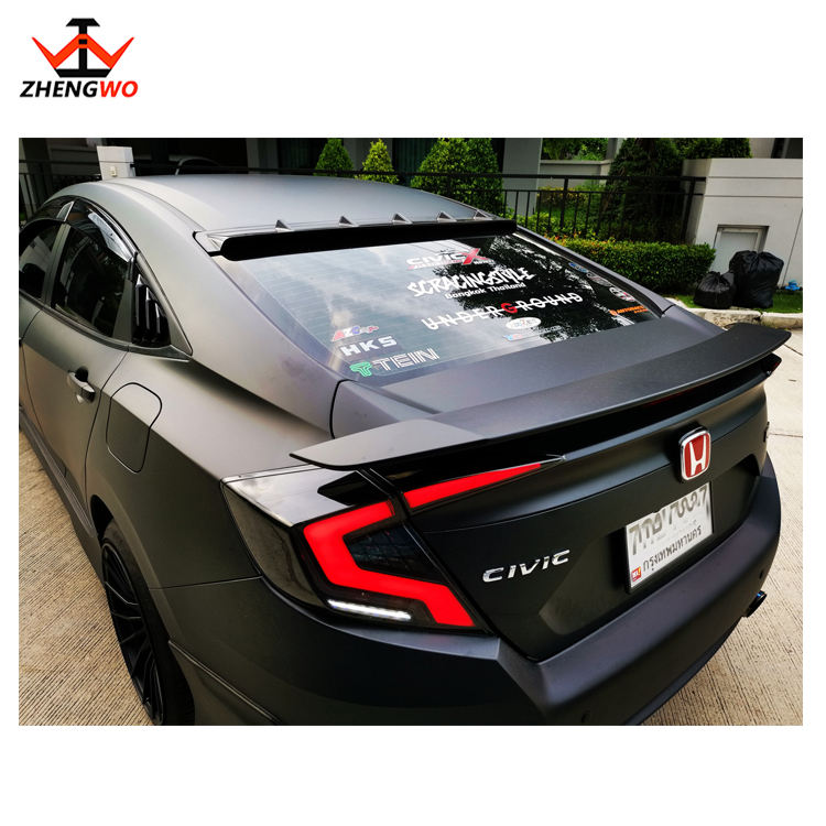 For Civics led tail lamp 2019 from Zhengwo Manufacturer design civics led rear light