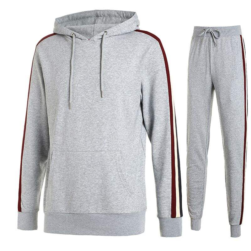 High Quality Winter Brand Design Unisex Men and Women Slim fit Track Suit Zip Up Custom Sweatsuit Tracksuits for Men Slim Fit