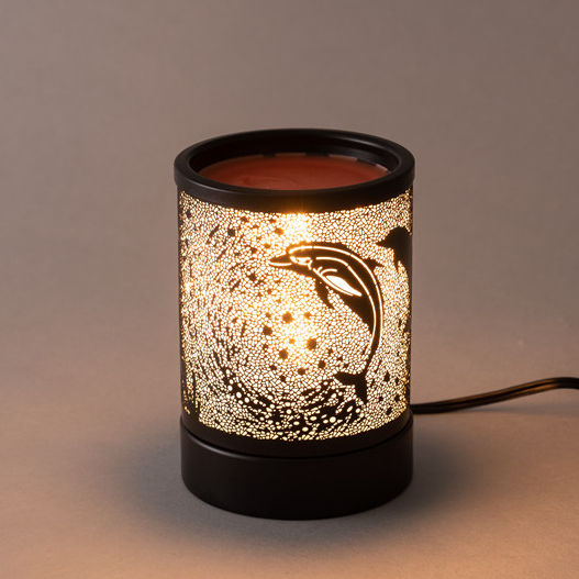 Wholesale decorative wax melt burner fragrance oil wax warmer electric aroma burner aromatherapy