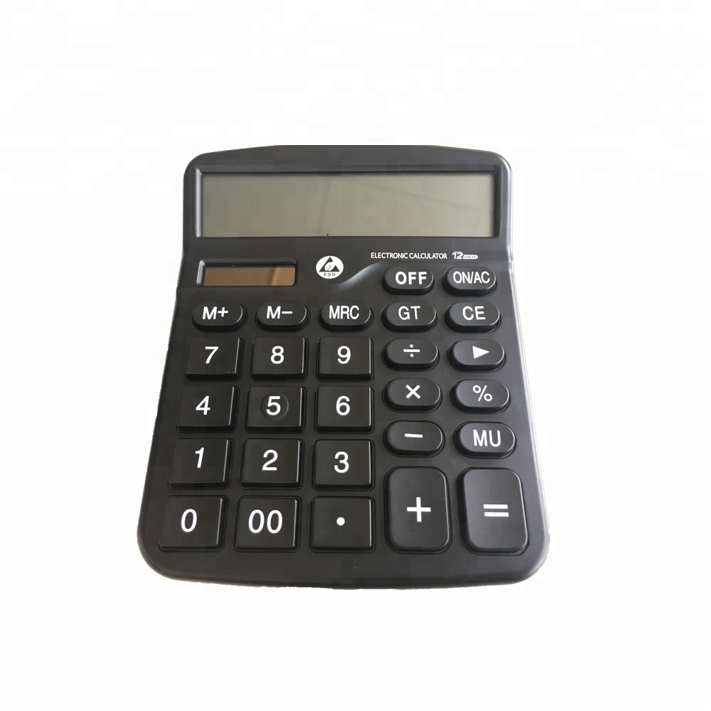 Dual Power System ESD Calculator for Cleanroom / Electronic Stationery ESD Calculator/ESD Antistatic Digital Calculator