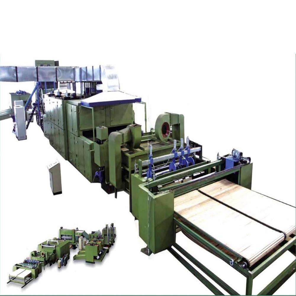 TDL-HY Thermal-Bonded Wadding Production Line Non-Woven Machine