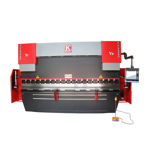 High Configuration 4 Meters 100 Ton China Leading Brand CNC Press Brake Bending Machine with DA69T Delem Controller