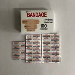 CE/FDA Disposable Wound Plaster/Adhesive Bandaid