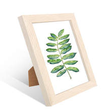 Wholesale Wood Rectangle Frame for Oil Painting Picture Photo Frame Wall Photo Frame